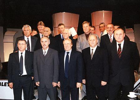 30 ans après, reunion des héros de Wembley
