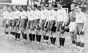 Equipe de Pologne 1938