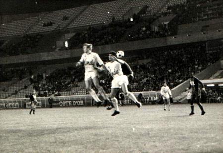 PSG - Troyes 1977